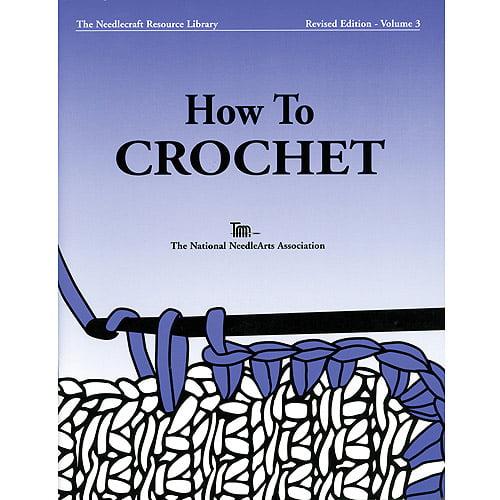 TNNA Books How To Crochet