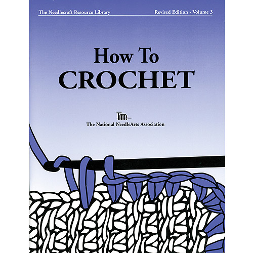 TNNA Books How To Crochet