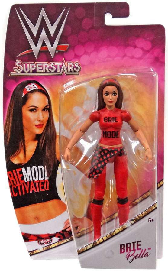 WWE Wrestling Superstars Brie Bella Action Figure by