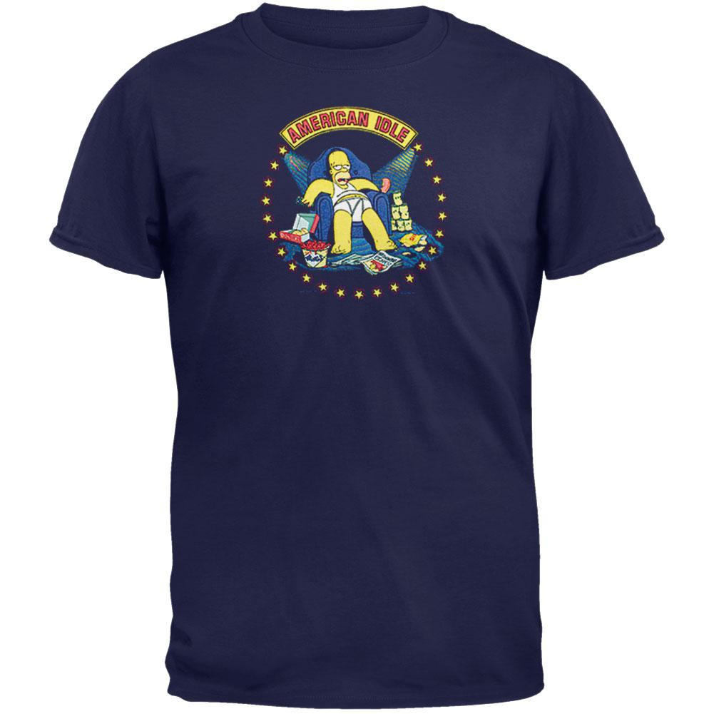 Simpsons - American Idle T-Shirt