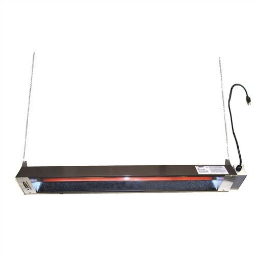 Fostoria Quartz Infrared Electric Infrared Ceiling Mounte...