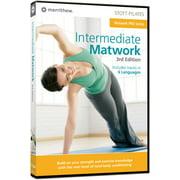 Stott Pilates: Intermediate Matwork 3rd Edition by