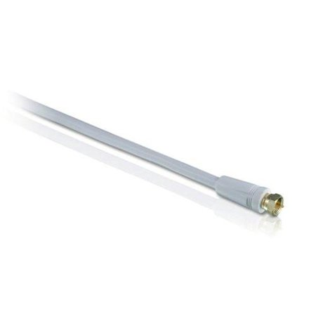 Philips Coaxial Cable (Philips SWV2176W/27, 50 feet RG6 Coaxial Cable - White (Discontinued by Manufacturer) )