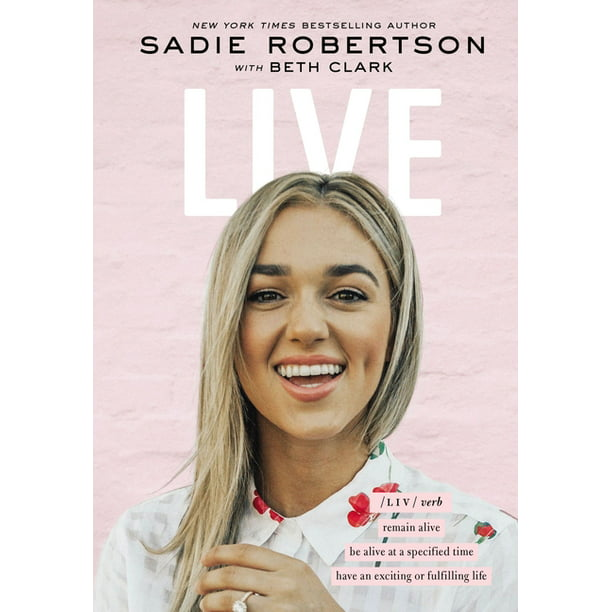 Live: Remain Alive, Be Alive at a Specified Time, Have an Exciting or Fulfilling Life (Hardcover)
