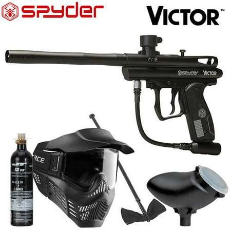 Spyder Victor Black Diamond Paintball Marker Power PAK - Walmart.com