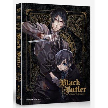 Black Butler: Book of the Atlantic (DVD) (Atlantic City Movie)