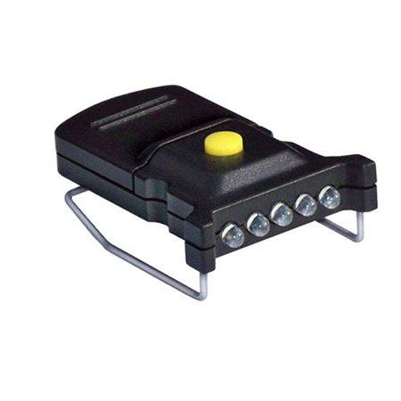 Cyclops CYC-MHC-W Micro Mini LED Hat Clip Light Black - image 1 of 1