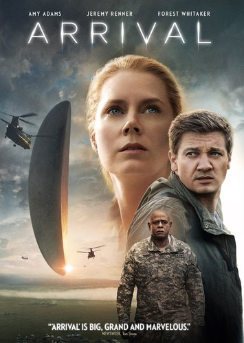 Arrival (Walmart Exclusive) (DVD) by Paramount Home Entertainment