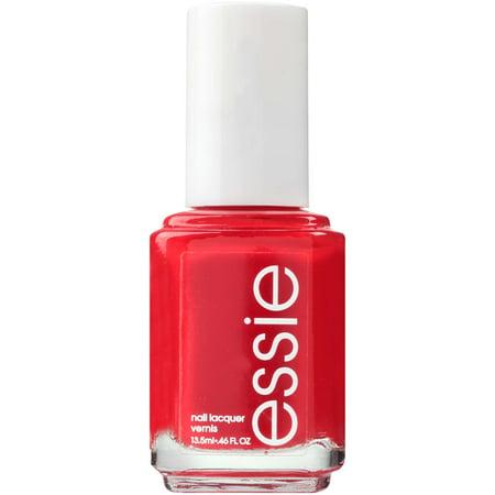 Essie Nail Polish (Reds) Russian Roulette, 0.46 fl oz