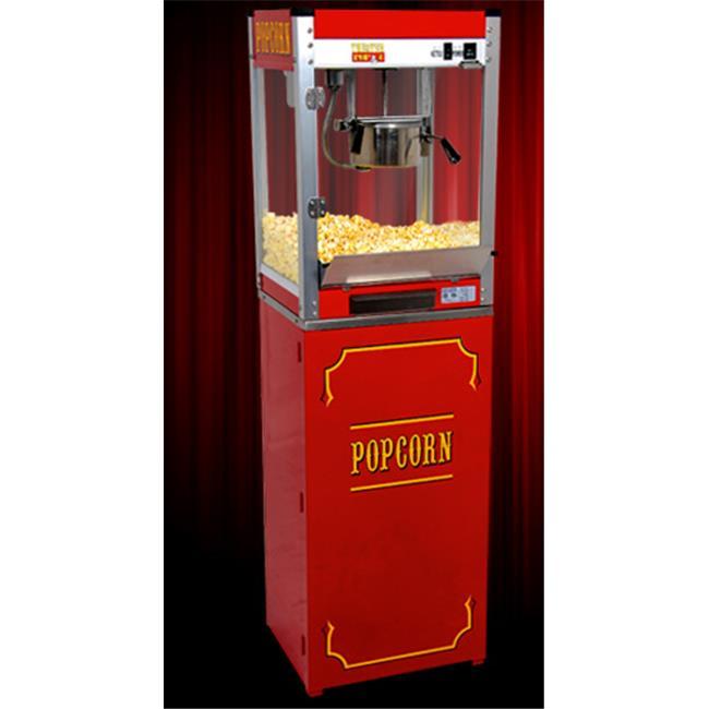 Paragon International 1106450 Kettle Korn Popcorn Machine - 6 oz.