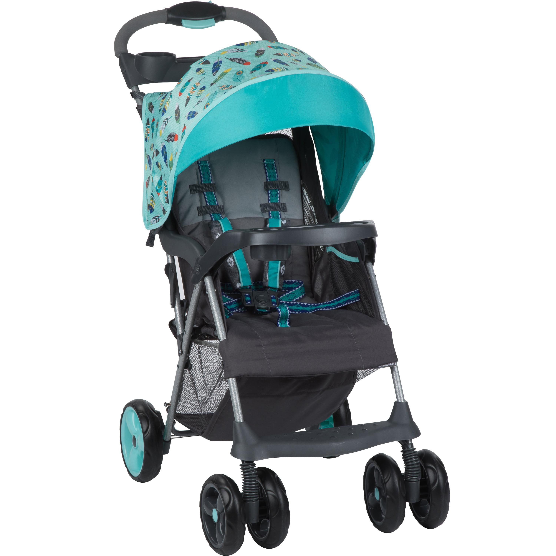 Babideal Lightweight Folding Baby Stroller /& Infant Car Seat Seat Open Box