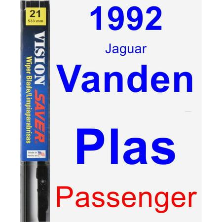1992 Jaguar Vanden Plas Passenger Wiper Blade - Vision (Jaguar Van Den Plas)