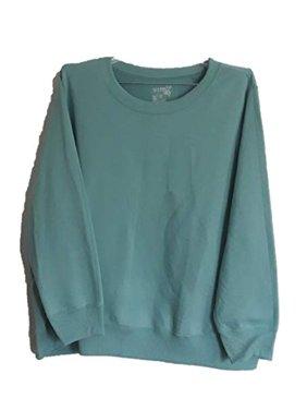 58d4a8ae13 Product Image Terra   Sky Women s Plus Fleece Sweat Shirt (Green