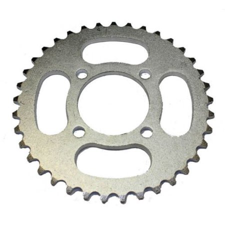 37 Tooth Rear Sprocket (#420), 58mm center hole for DIRT BIKE Pit Bike 50CC 70cc 90cc 100cc 110CC (Pit Bike Sprockets)