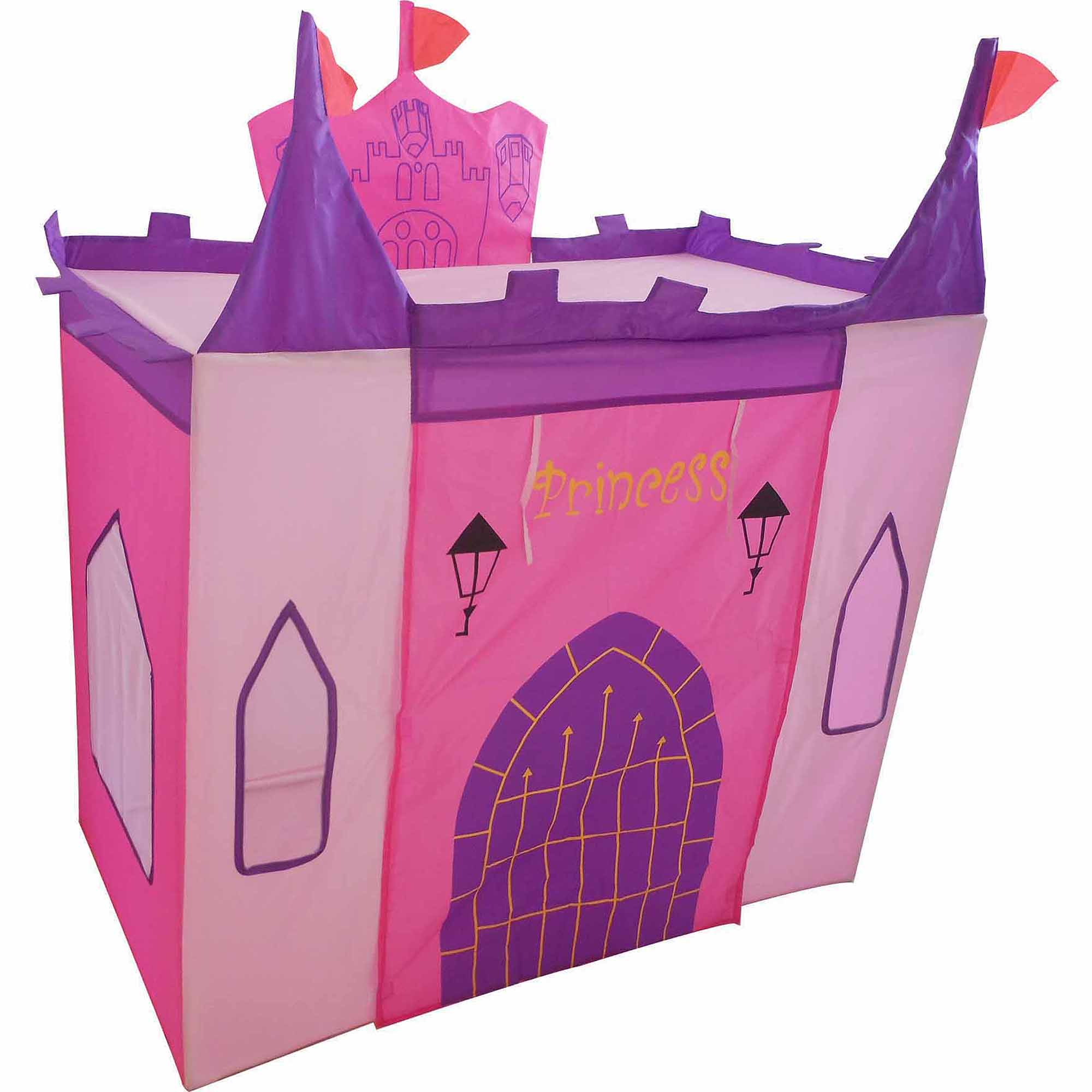sc 1 st  Walmart & Enchanted Princess Castle Play Tent - Walmart.com