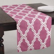 Saro Yasmina Moroccan Design Table Runner