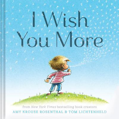 Make A Wish Necklace - I Wish You More (Hardcover)