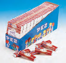Pez Refills Cola: 12 Count