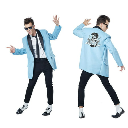 50's Halloween Costumes (Mens 50's Teen Idol Halloween)