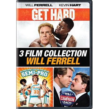 3 Film Collection: Will Ferrell (DVD) (Will Ferrell Cheerleader)