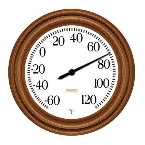 Springfield Precision Instruments Decorative Thermometer ...
