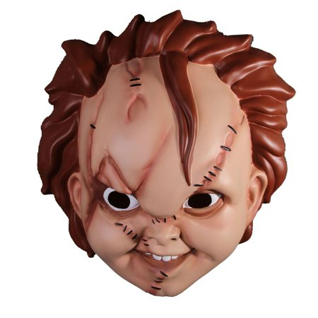 Bride of Chucky Adult Size Chucky - Chuckie Mask