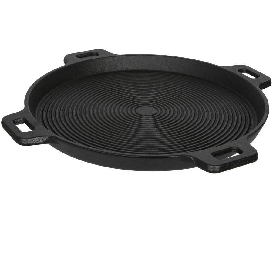 Plant Oil Cast Iron Griller