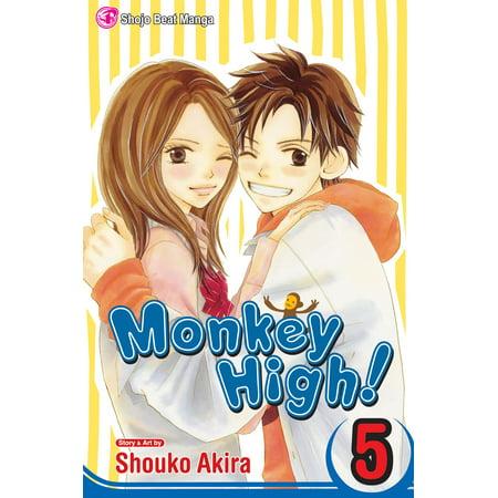 Monkey High!, Vol. 5