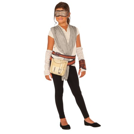 Star Wars Episode VII - Rey - Spencer Halloween Episode