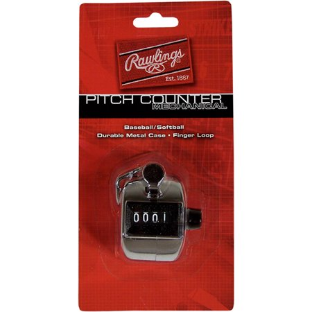 Rawlings Pitch Counter