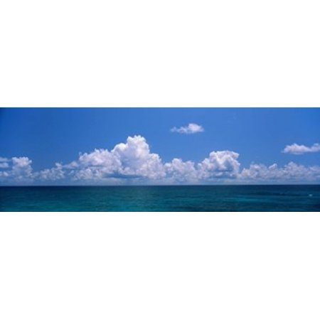 Clouds Holland MI Canvas Art - Panoramic Images (18 x - Halloween Usa Holland Mi