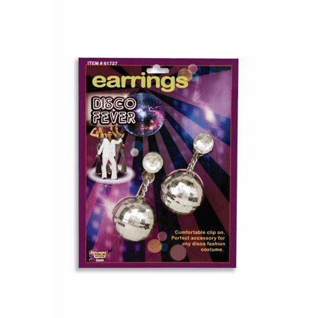 Halloween Jewlery (Disco Ball Halloween Costume Accessory)