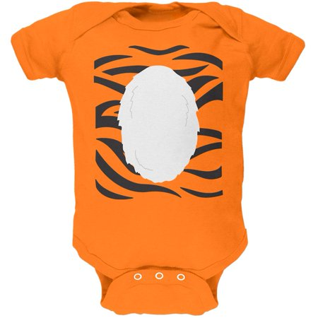 Tiger Costume Baby One Piece (Cat Tiger Costume)