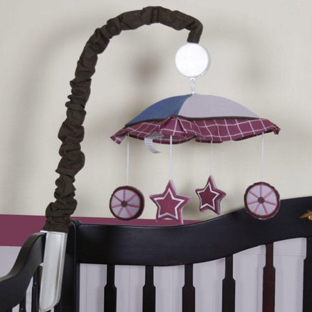 Geenny Western Cowgirl Horse Musical Mobile