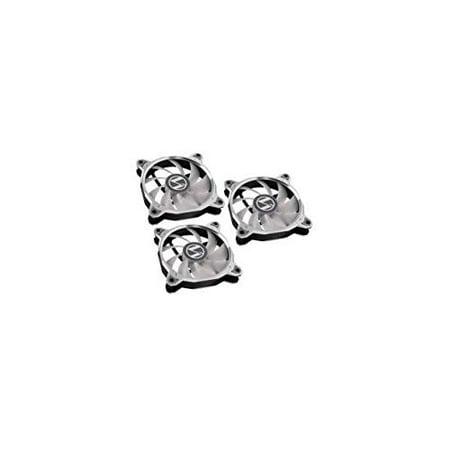 - Lian Li BORALITE120SILVER Boralite Series Rgb Boralite120-3a Silver, 120mm Led Pwm Fan, 3 Fans Pack - Silver Frame