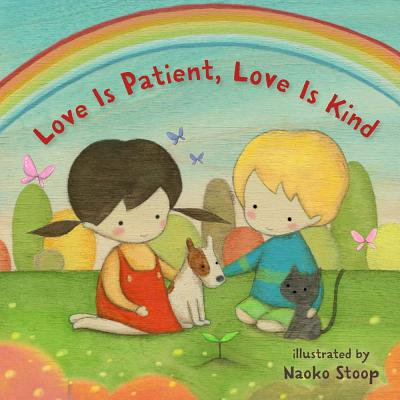 Love Is Patient, Love Is Kind (Board - Love Is Kind Love Is Patient