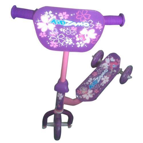 Kidzamo Scooter 3-Whl Flower