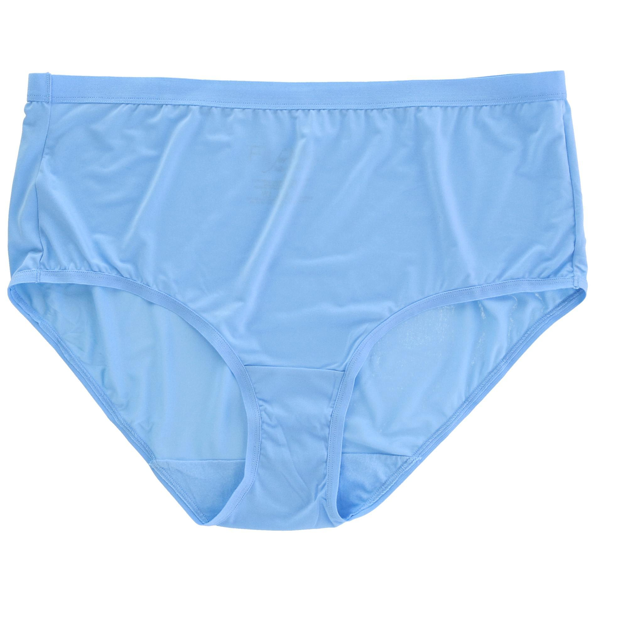 Fruit of the Loom Fit for Me Women`s 5PK Assorted Microfiber Brief, 12 - image 5 de 7