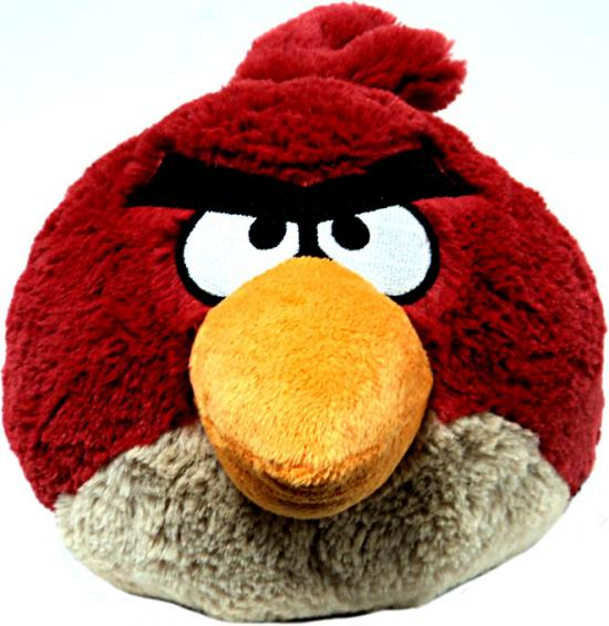 Angry Birds Red Bird Plush