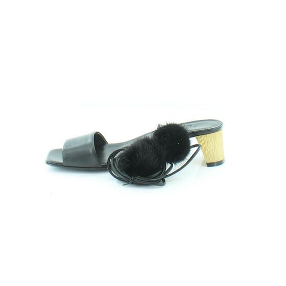 d73e3e580ef Gucci - Gucci Heloise Sandal Women s Sandals   Flip Flops Nero Nero ...