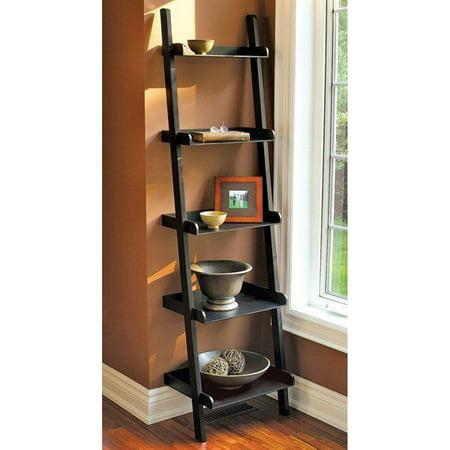 Nexxt Design Hadfield 67 Leaning Bookcase