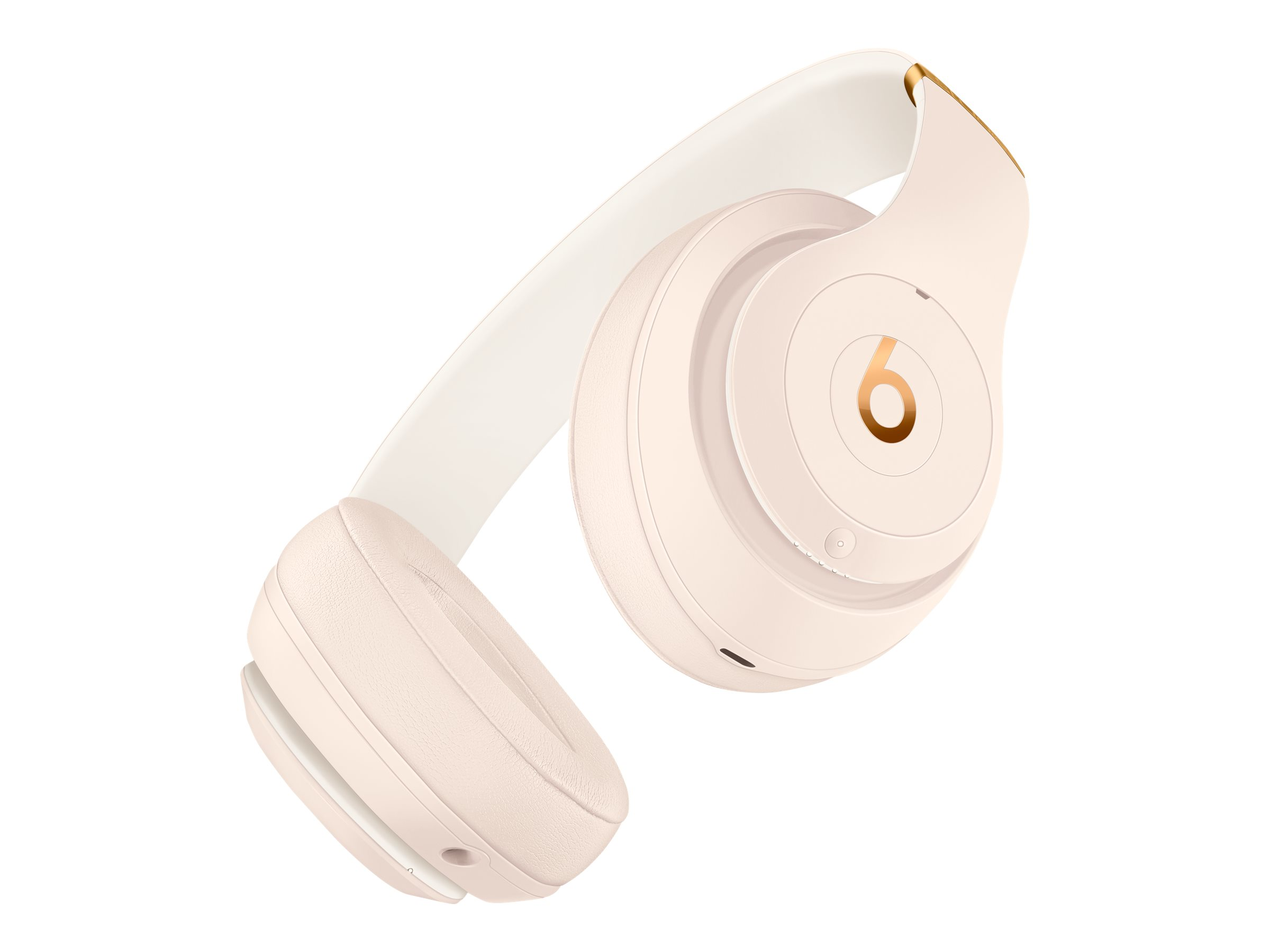 Beats Studio3 Wireless - Headphones with mic - full size - Bluetooth -  wireless - active noise canceling - noise isolating - porcelain rose - for  ... 0a949615fae5a