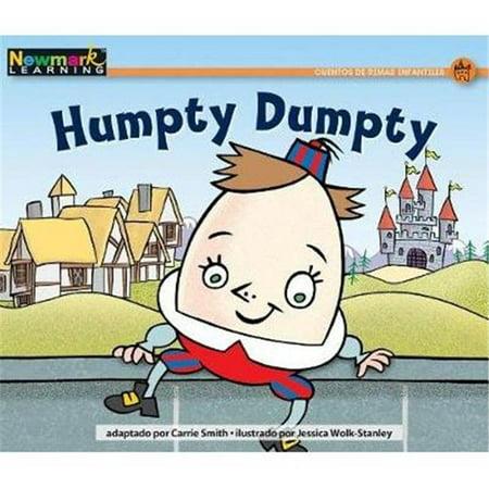 Newmark Learning NL1673 Nursery Rhyme Tales Set 1 - Humpty Dumpty - Humpty  Dumpty