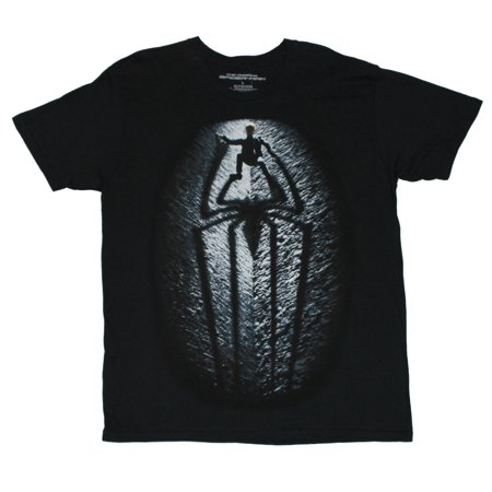 Spider-Man (The Amazing Spiderman, Marvel Comics) Mens T-Shirt  - Movie Wall C](Spiderman Suits For Sale)