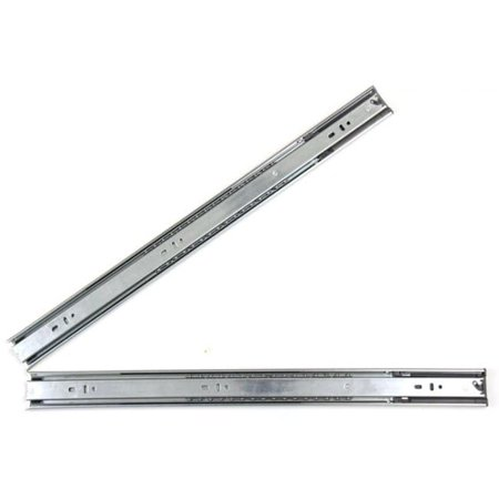 Contempo Living Inc 20-inch Hydraulic Soft Close Full Extension Drawer  Slides (Pack of 20)