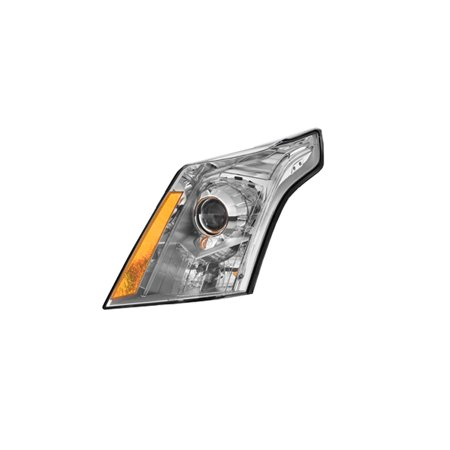 Replacement Driver And Passenger Side Headlight For 10-14 Cadillac SRX