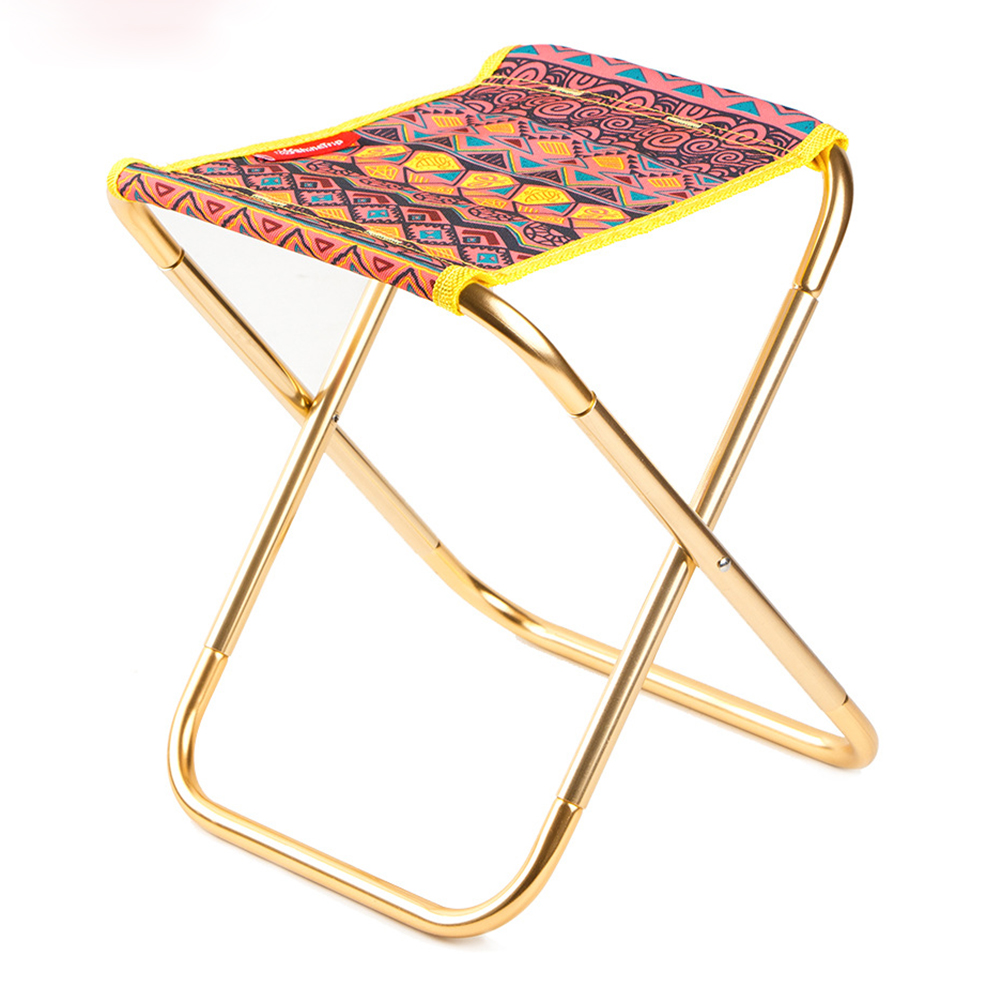 Willow Dragon Portable Folding Camping Stool for Outdoor Fishing Hiking Beach Barbecue Travel Picnic,Outdoor Folding Chair Storage Bag Backpack Hiking