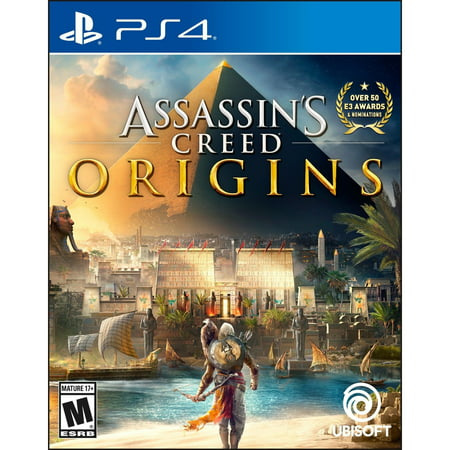 Assassin's Creed: Origins, Ubisoft, PlayStation 4, PRE-OWNED, 886162334258 - Assasins Creed Outfits