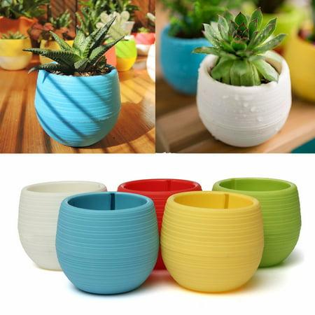 Creative Plants Pots for Flower Sedum Succulent Plants Desk Garden Room Home Office Pot Decor