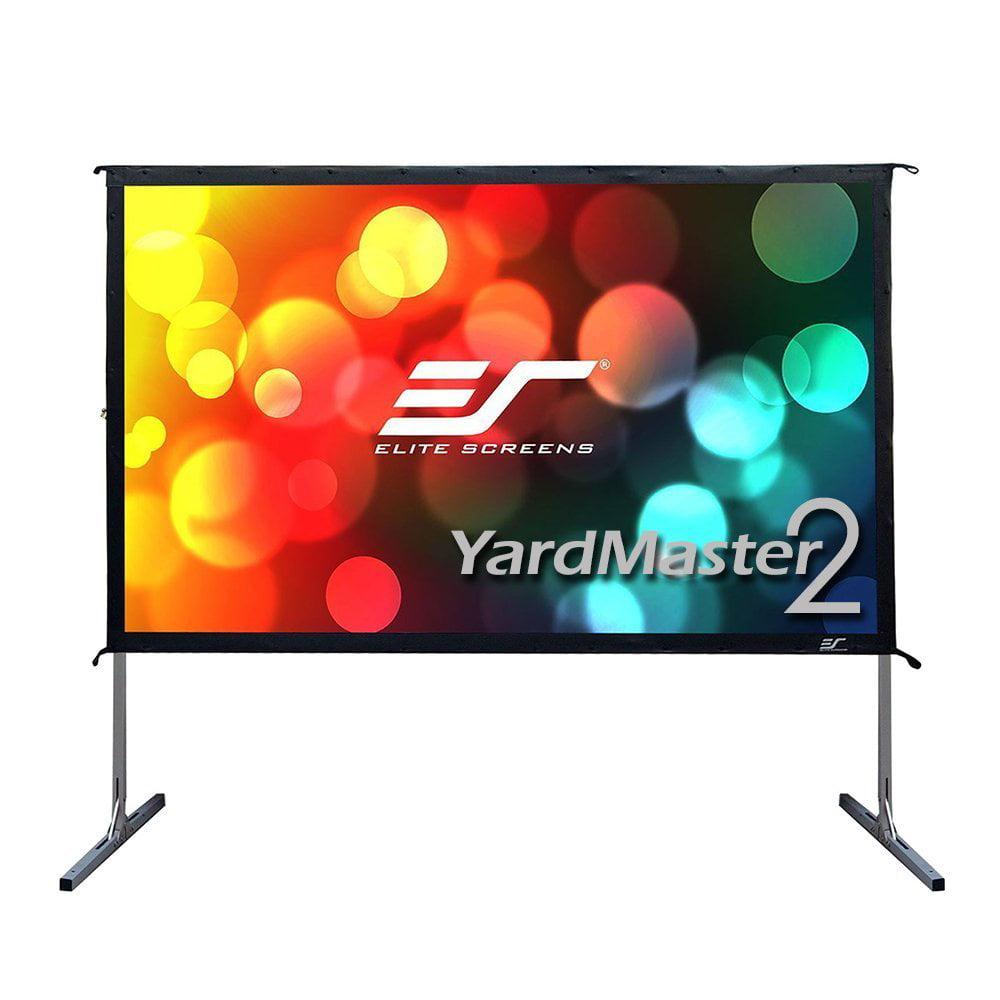 Elite Screens Yard Master 2, 120-inch 16:9, 4K Ultra HD R...